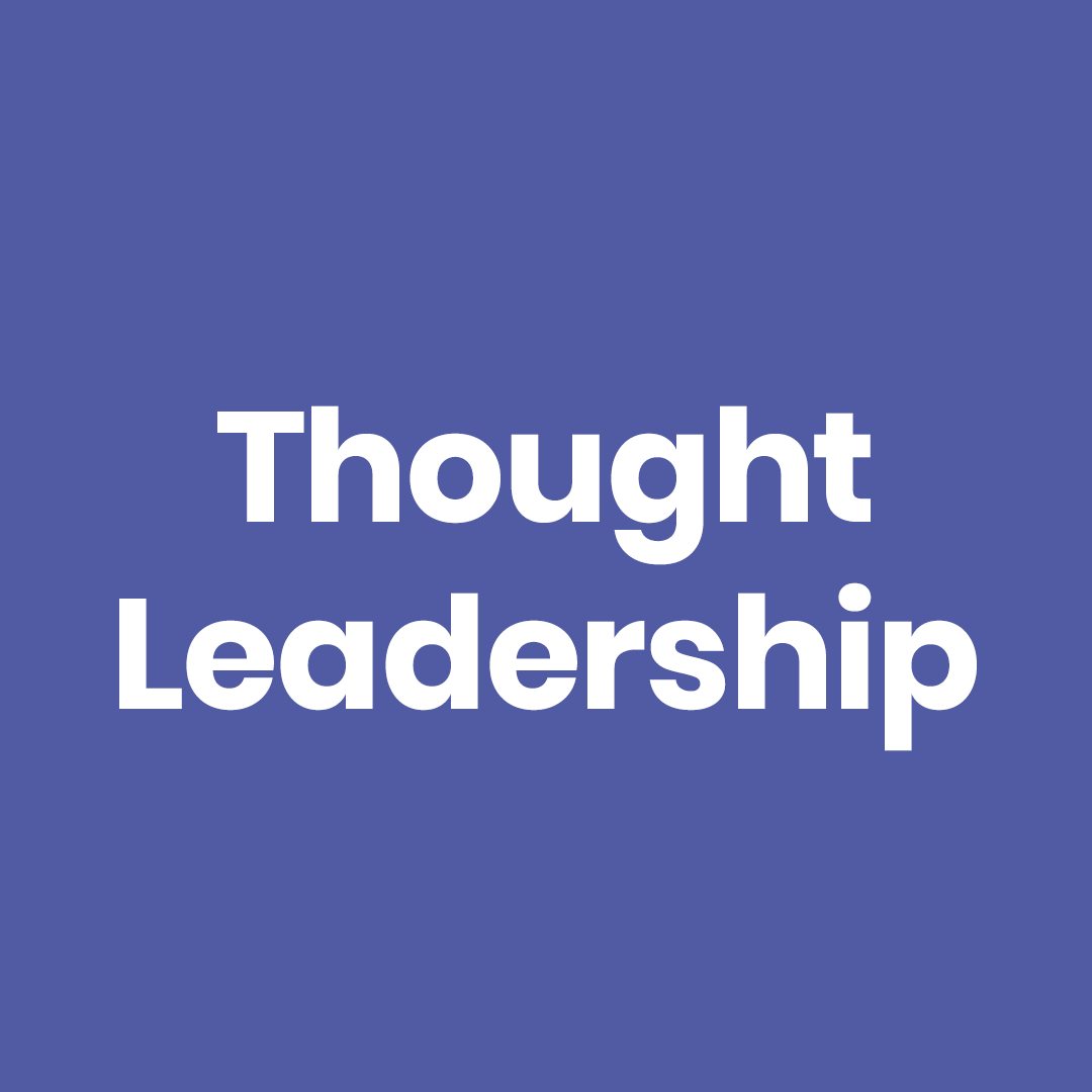 beginner's guide to thought leadership