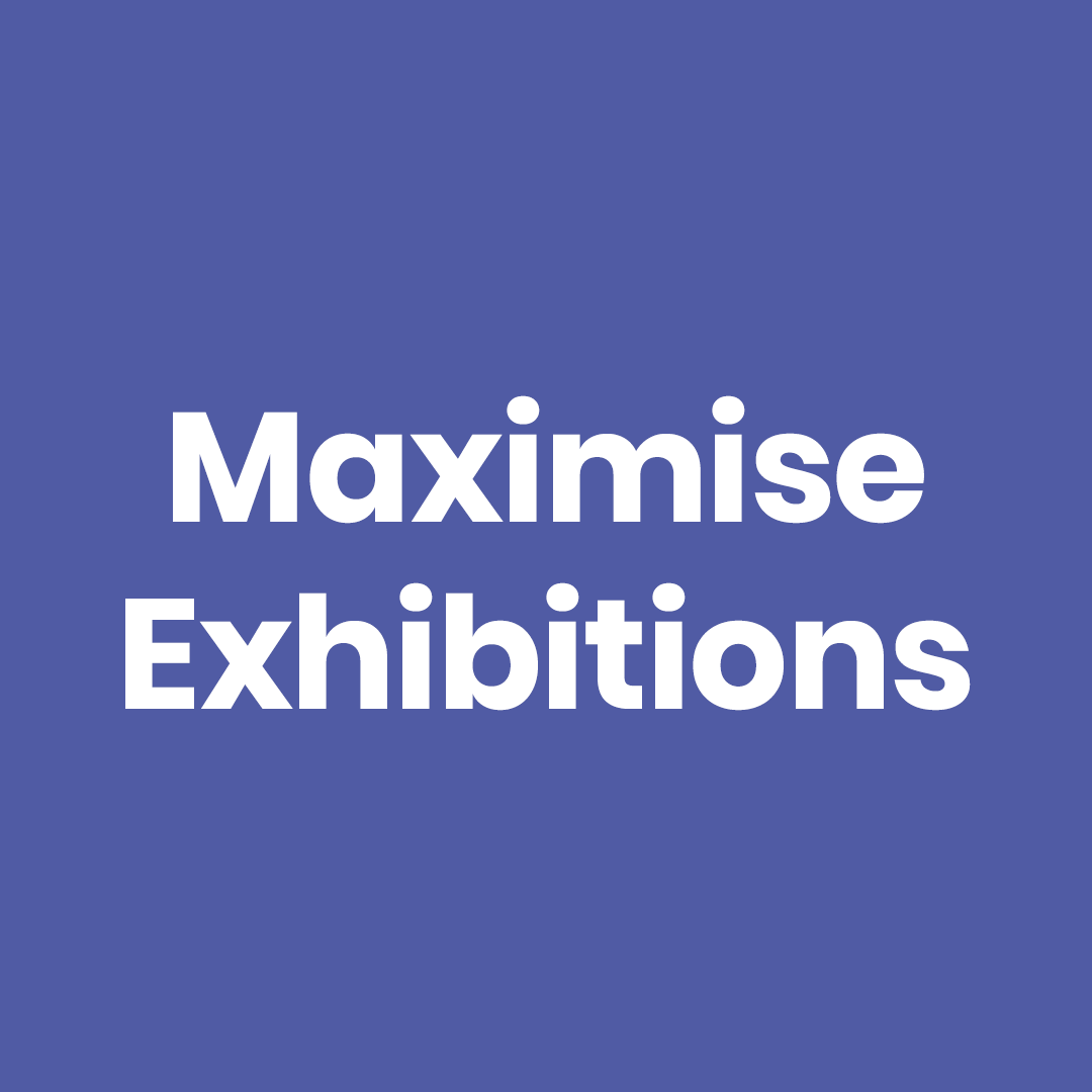 Get More Exhibition Stand Visiits