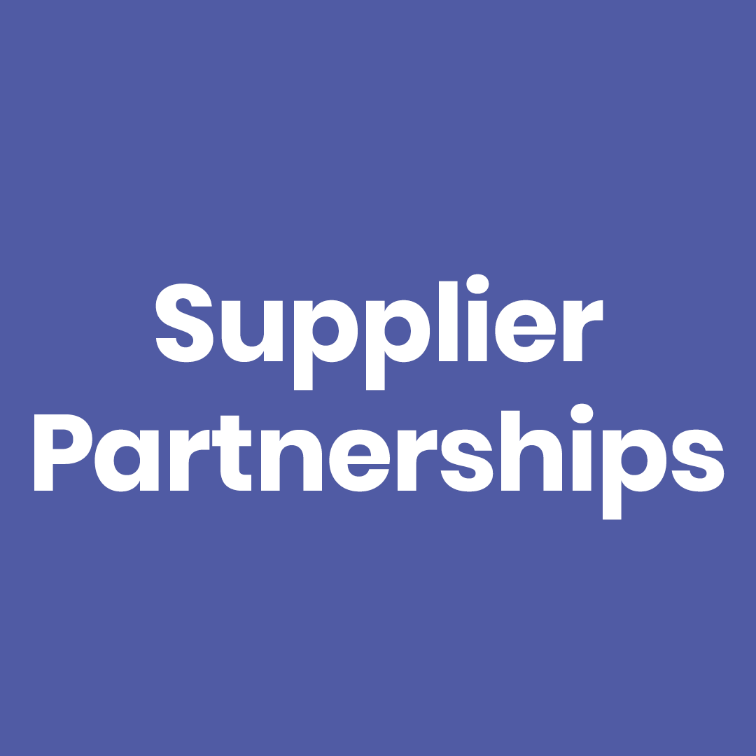 The Benefits Of Partnering With Suppliers
